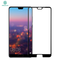 Wholesale 10pcs Lot For Huawei P20 Pro Full Coverage Anti Explosion Tempered Glass Screen Protector Film
