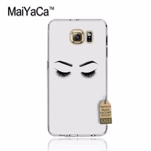 Image 5 - MaiYaCa Oriental Woman In Hijab Face Muslim Islamic Gril Eyes Phone Case for samsung galaxy s7edge s6 edge plus s5 s8 s7 case