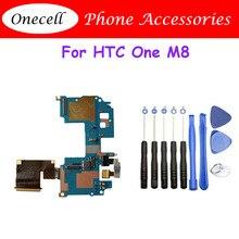 Nouvelle Carte Principale Puissance Sur Off Carte Mère Connecteur Flex Câble Pour HTC One M8 831C