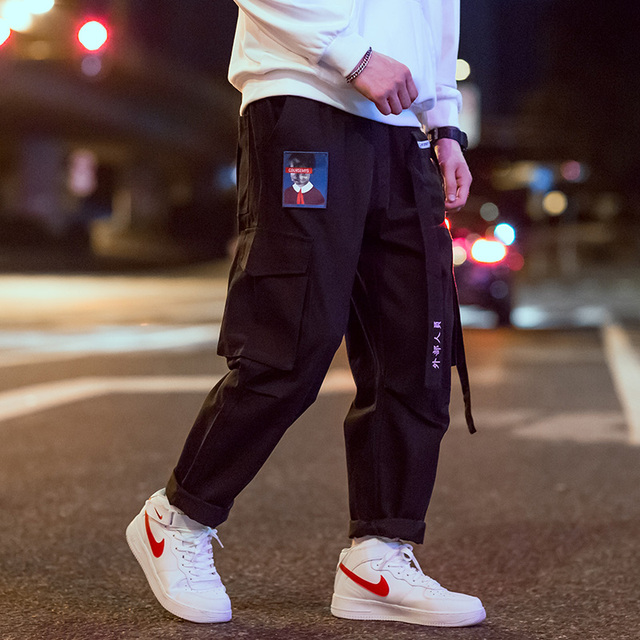 Aelfric Eden Men Joggers Hip Hop Harem Sweat Pants  3