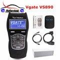 Vgate MaxiScan VS890 Автомобильный Сканер OBD2 Сканер Code Reader Универсальный многоязычная Автомобильный Диагностический Инструмент Vgate VS 890