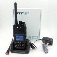 + Кабель pro + eliminator! TYT md380 md 380 DMR цифровой VHF радио 174 136 МГц радио с кабелем для программирования + батарея автомобиля eliminator