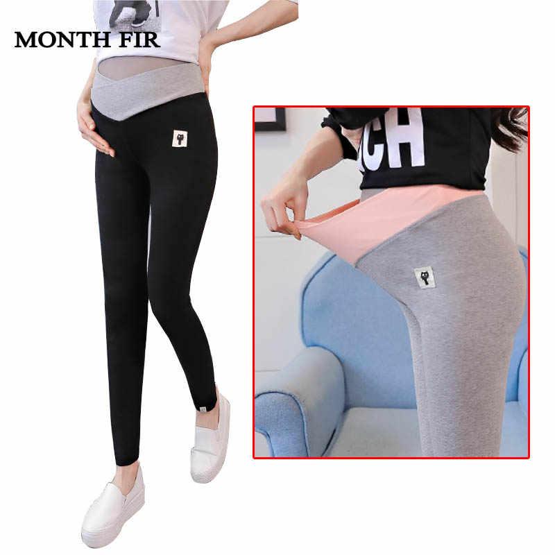 32f85aef2 Skinny de talle bajo de Legging en V del vientre pantalones de punto ropa  para mujeres