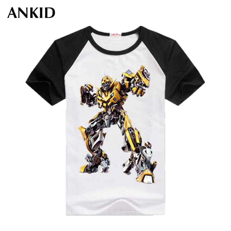 2016 transformer boys t shirt 100 cotton children t for Best t shirts for summer