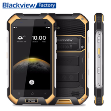 Blackview BV6000 Octa Core MT6755 Smartphone 4.7″HD Screen 3GB+32GB 13.0MPCellphone Android 7.0 4G IP68 Waterproof Mobile Phone