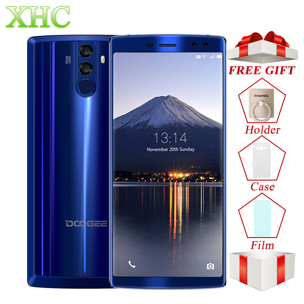 DOOGEE BL12000 6.0'' Smartphone 12000mAh Battery Octa Core 4GB RAM 32GB ROM Android 7.0 16.0MP+16.0MP Cameras Dual SIM Cellphone