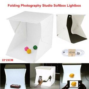 Portable Folding Lightbox for Photograph