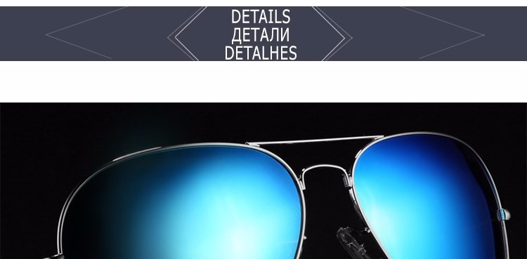 Fashion Aviator Sunglasses Women Men Brand Designer Male Sun Glasses For Women Lady Sunglass Female Mirror Glasses oculos de sol (29)