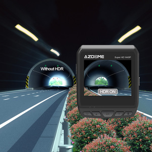 Image 3 - AZDOME DAB211 Ambarella A12 2560x1440P Super HD Auto DVR Armaturenbrett kamera Video Recorder Loop Aufnahme Dash Cam nachtsicht GPS