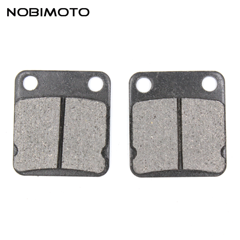 Motorcycle Dirt Bike Brake Pads Discks for 50cc-250cc ATV & Dirt Bike Steel Rear Brake Pads Disks Shoes Motorcycle ScooterDS-121