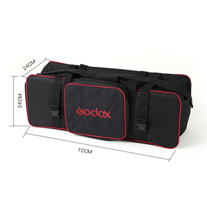 Image 2 - Godox bolsa de transporte cb 05 profissional, tripé, luz, suporte, bolsa de flash, monopé, bolsa para câmera, exterior para canon nikon sony