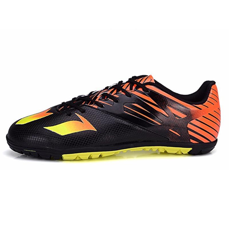 Aliexpress.com : Buy New Men Football Boots TF Indoor ...