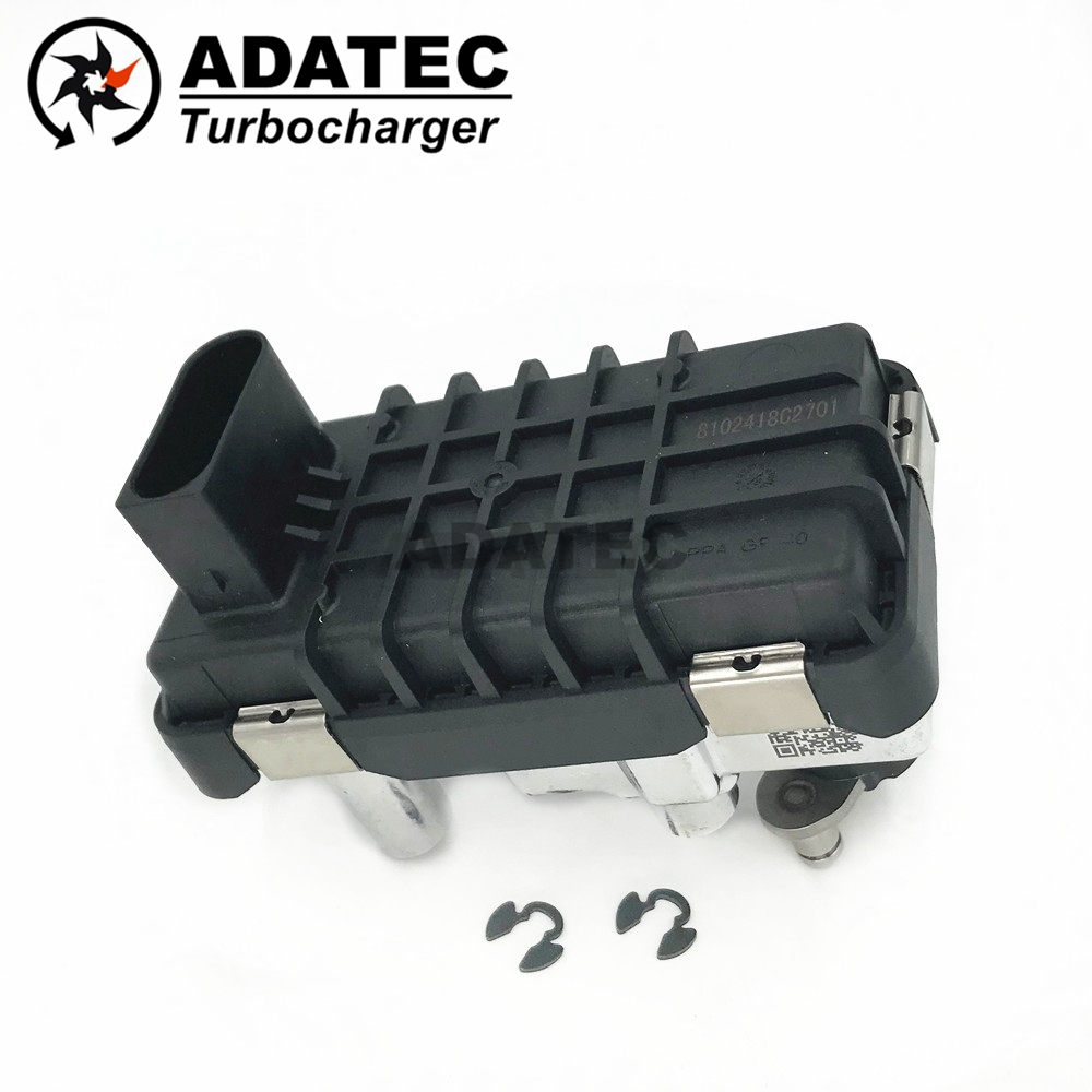 Electronic actuator G 33 752406 6NW009206 turbo GT2052V 767933 8C106K682BB for Ford Transit VI 2 2