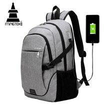 MINGTEK Fashion Multifunction Laptop Backpack Men Nylon Waterproof School Bags For Teenager 2017 Large Capacity Backpacks Women