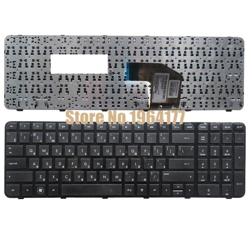 Ru clavier d'ordinateur portable POUR HP POUR Pavilion G6-2000-2000 G6Z g6-2100 G6-2163sr g6-2302er AER36Q02310 R36 RU Noir ou Blanc