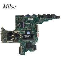 Free Shipping For Dell Latitude D830 Laptop Motherboard CN 0MY199 0MY199 DA0JM7MB8E0 PWB DY483 Main Board 965GM DDR2