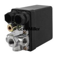 240V 15Amp Max Pressure 12 Bar Automatic Air Compressor Switch Control Valve