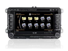 For VolksWagen VW Caddy 2004~2013 – Car GPS Navigation System + Radio TV DVD BT iPod 3G WIFI HD Screen Multimedia System