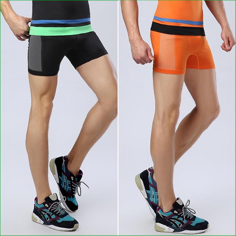 Laufshorts Mrs02 Männer Workout Strumpfhosen Elastic Gym Sport Laufhose Niedrigen Taille Badehose Herren Compression Unter Haut Sport Getriebe Shorts Quell Sommer Durst