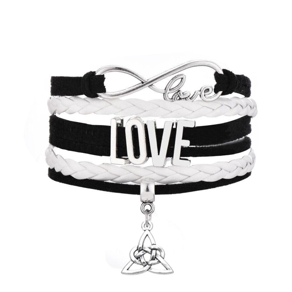Dawapara KNOT love handmade bracelet mens jewellery