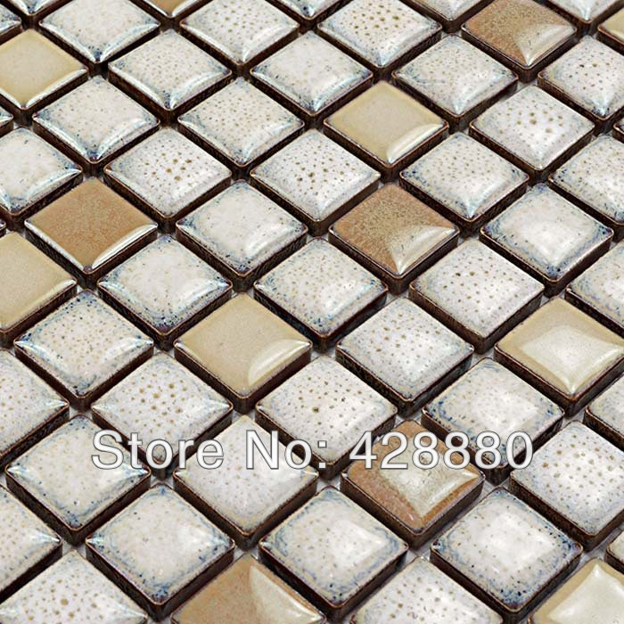 Ceramic Mosaic Tile Porcelain Tiles Shower Floor Design Kitchen Backsplash Ti