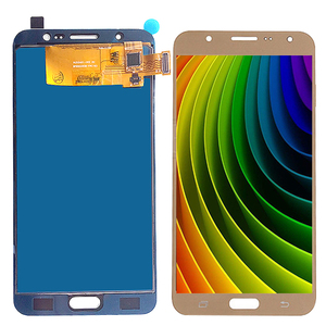 Image 5 - For Samsung Galaxy J7 2016 Display J710 LCD Display And Touch Screen Digitizer Assembly SM J710f Adjustable With Adhesive Tools