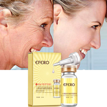 efero Six Peptides Serum Day Cream Skin Repair Lifting Firming Shrink Pore Anti Wrinkle Aging Essence Argireline Face