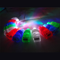 400 Pcs/lot light up magic fingers lamps ring for KTV Dance Bar DJ Show Concert cheer Props decoration