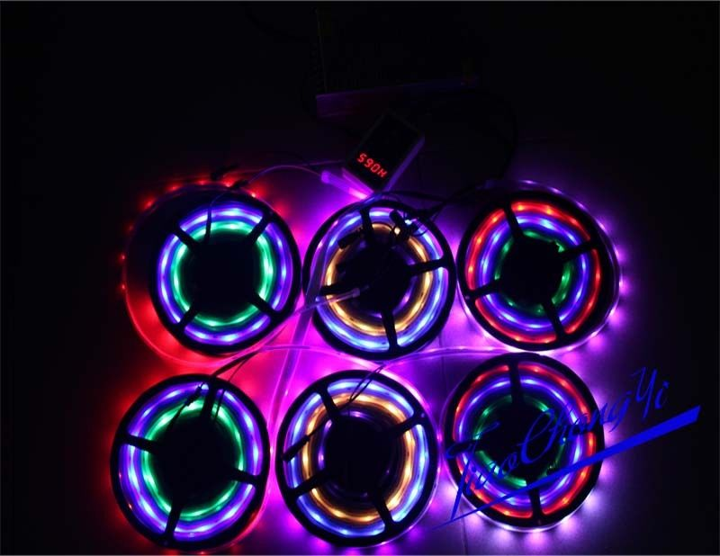 50 M 5050 RGB Dream Color 6803 LED bande + T1000S Controll + 12 V 40A 500 W puissance - 6