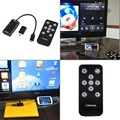 For MHL Micro USB to HDMI HDTV Adapter+Remote Control For Samsung Galaxy S3 S4 S5 Wholesale