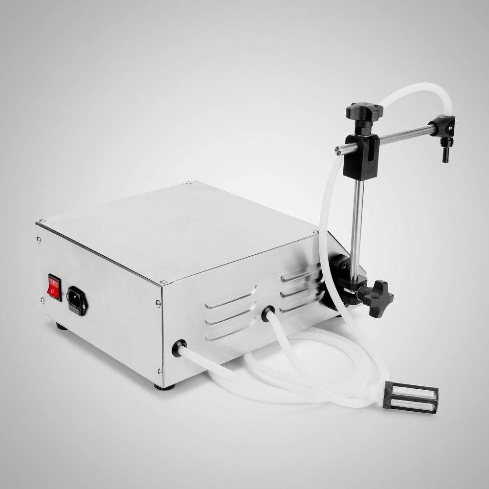 купить VEVOR Pump Liquid Filling Automatic Machine Numerical Digital Control Filling 2-3500ML по цене 5779.79 рублей