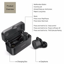 Rockspace Portable Bluetooth Earbuds