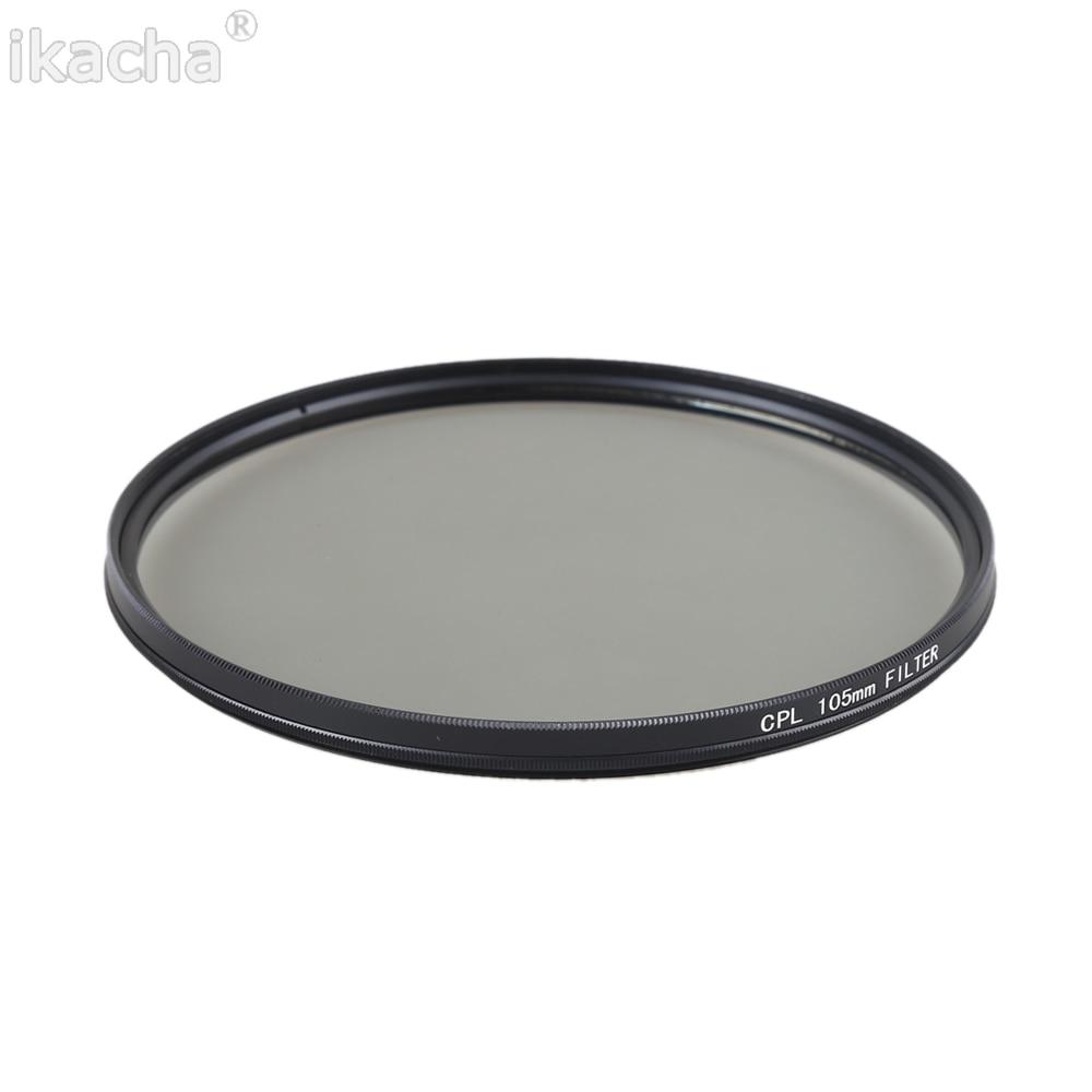 Nouveau 86mm 95mm 105mm CPL Filtre Polarisant Circulaire CIR-PL Filtre Pour Olympus Sony Nikon Canon Pentax Hoya lentille Caméra