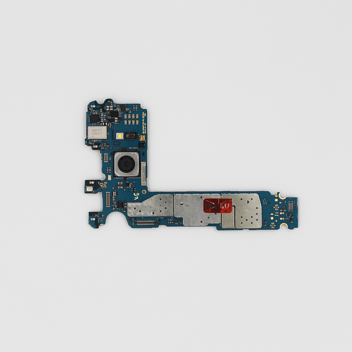 Image 2 - Tigenkey Unlocked Motherboard For Original Samsung Galaxy S7 edge G935F Motherboard  Working 100% Test & Free Shipping-in Mobile Phone Circuits from Cellphones & Telecommunications