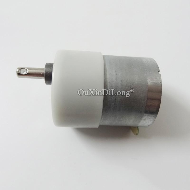 Nuevo 2PCS / lot 35ZYL002 9V DC, motor de engranaje de 110 RPM - Accesorios para herramientas eléctricas - foto 5