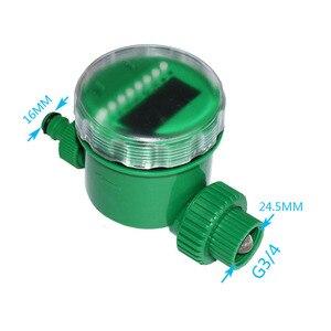 Image 3 - Temporizador automático irrigação rega jardim temporizador válvula solenóide rega controlador automático casa jardim irrigação