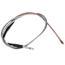 8 Pack Bendable Piezo Cable Under Saddle Pickup For Acoustic Guitar
