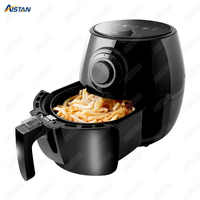 MS289 Electric Air Fryer Smart Air Fryer Oven Oil Free 2.6L 1200W 220V Home Use