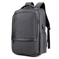 Men Backpack Travel Backpacks 17 Inch Laptop 15.6 Backpacking Notebook Large Capacity Back Pack Waterproof USB Charging Bagpack