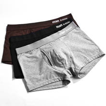 Cotton Boxershorts Men Underpants Mens Underwear Boxers Cueca Boxer Homme Calzoncillos Hombre Male Underwear Man Panties Meng