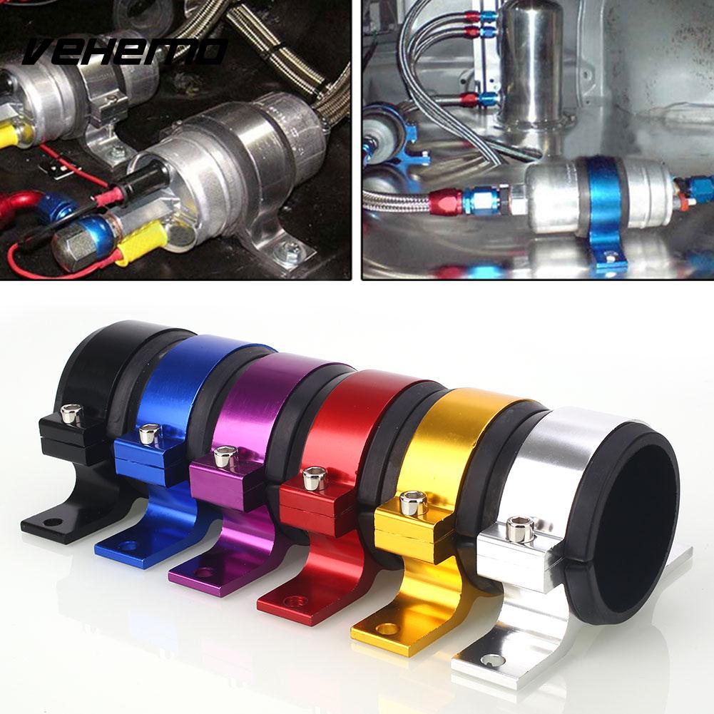 Vehemo Multicolor Aluminium Alloy Fuel Filter Clamp Oil Filter Bracket 60MM  Single Car Racing Fuel Pump Holder Fuel Pump Bracket-in Fuel Filters from  ...
