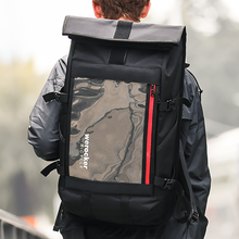 Backpack Male Large-Capacity Bag Travel Backpack Mountaineering Bag Outdoor Leisure Travel Bag Fashion Luggage Bag male bag 50 litres multi purpose travel backpack water proof oxford 1680 d bags luggage capacity mountaineering backpack bags