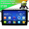 9inch Android 4.4.4 System Car Radio Double 2 Din GPS Navigation Car Multimedia Player For VW Passat Golf MK5 MK6 Jetta EOS POLO