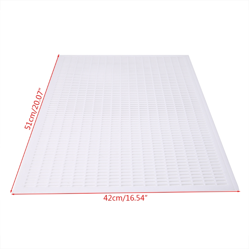 Pro Beekeeping Queen Bee Excluder Trapping Grid Net Equipment Apiculture Tools