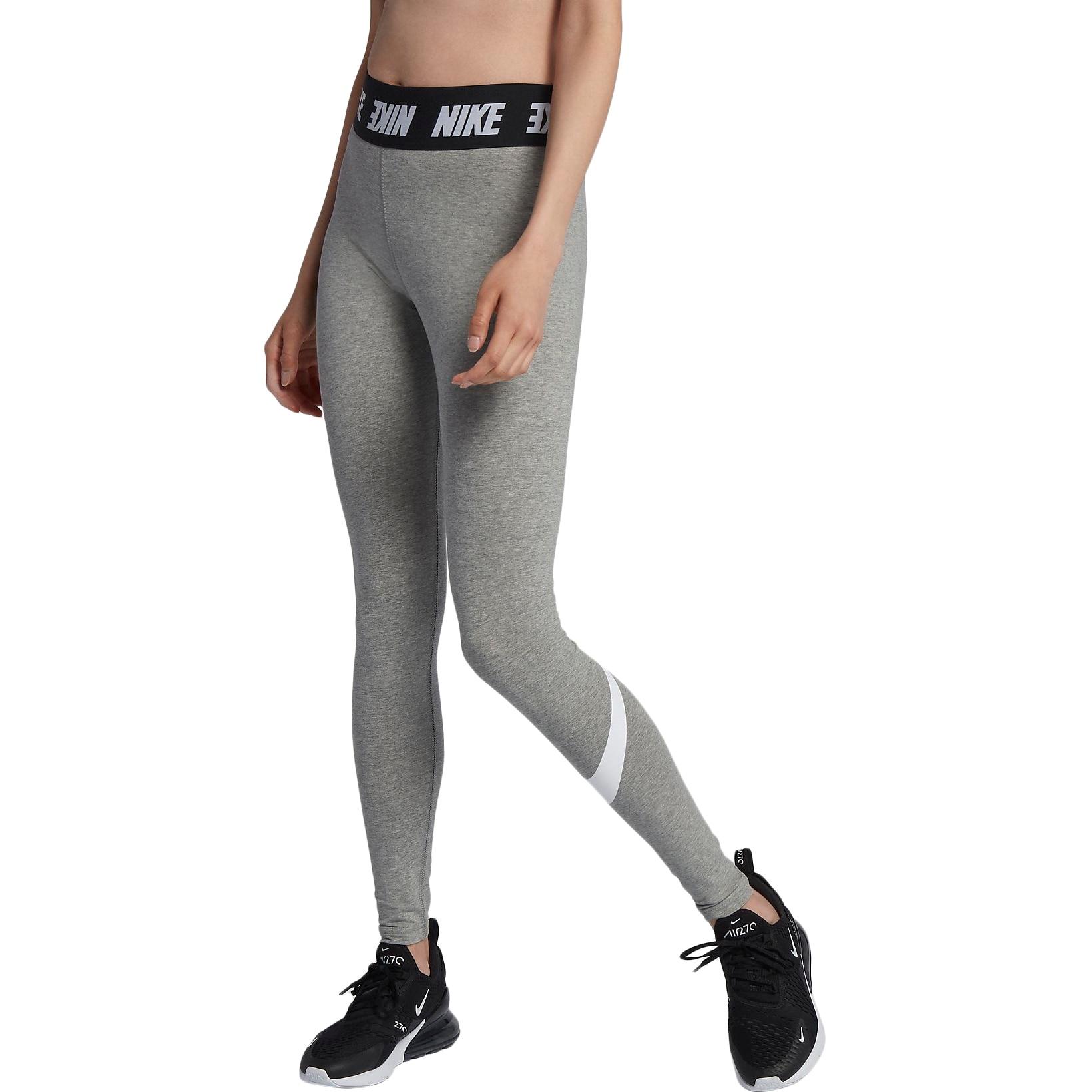 Leggings Nike Sportswear stitching mesh leggings