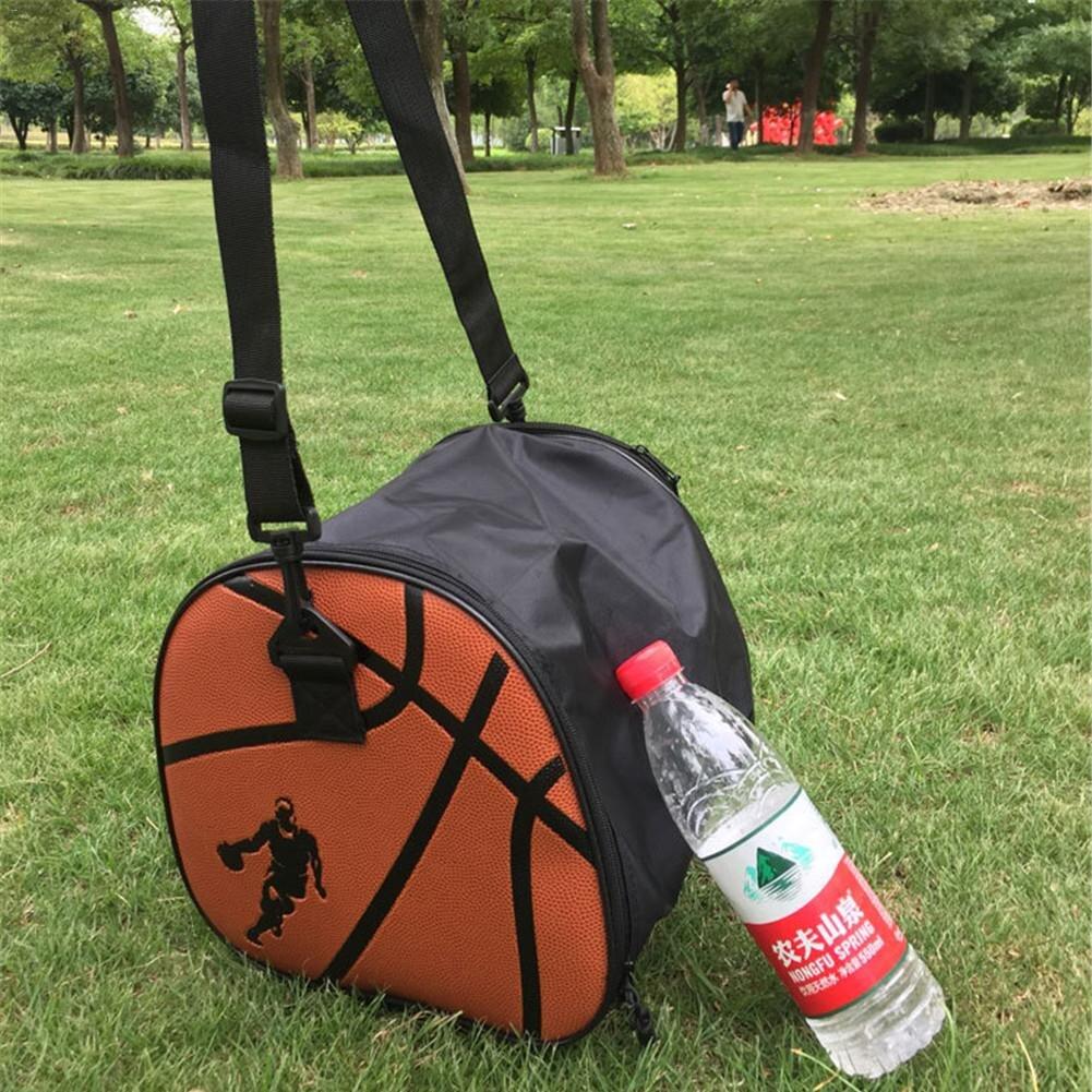 Outdoor Sport Schulter Fußball Ball Taschen Training Ausrüstung Zubehör Kinder Fußball kits Volleyball Basketball Tasche