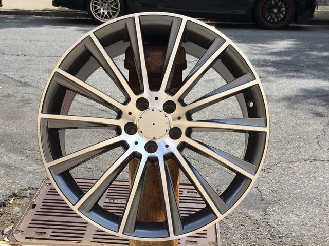 Us 5800 4 New 22x9 Rims Wheels For Mercedes Benz Amg Rims Wheels 40mm Alloy Wheel Rims W813 In Wheels From Automobiles Motorcycles On