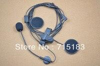 Accessories Motocycle helmet headphone for Baofeng UV B5 UV B6 UV 5R UV 3R+Plus,Wouxun KG UVD1P,Quansheng TG UV2 portable radio