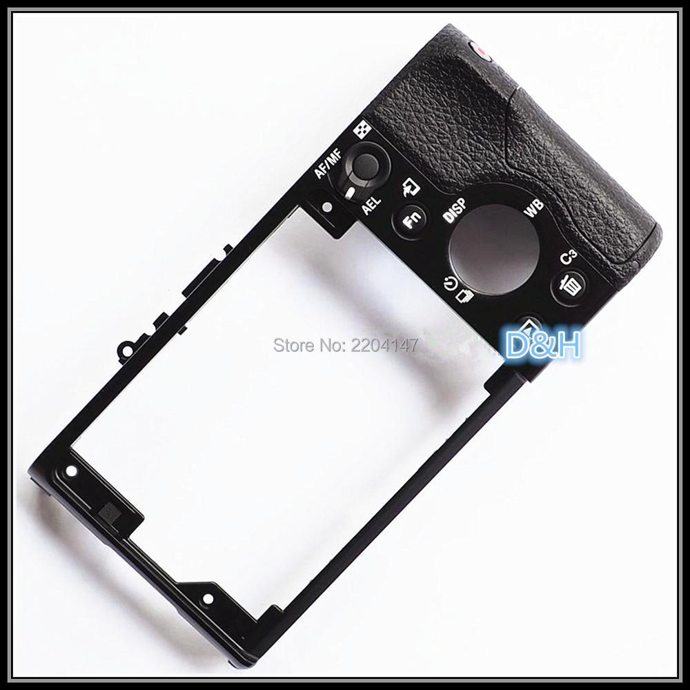 Nouveau couvercle arrière d'origine coque arrière coque SD carte couverture porte pouce en caoutchouc pour Sony ILCE-7 A7 A7K A7R pièce de réparation de caméra