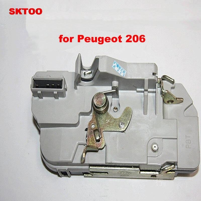 Sktoo Voor Peugeot 206 207 307 Citroen C2 Deurslot Blok Deurslot Machine Verfrissing